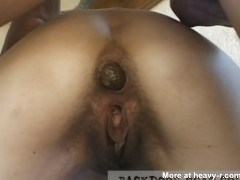 Deu vontade de cagar no meio do sexo anal